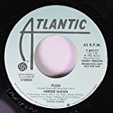 Herbie Mann 45 RPM Push / Push