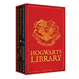 The Hogwarts Library Boxed Set including Fantastic Beasts & Where to Find Them