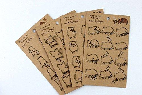 Wire Art Bookmarks - 7