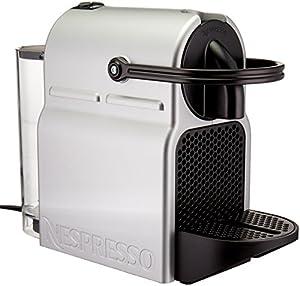 Dark silver Nespresso maker