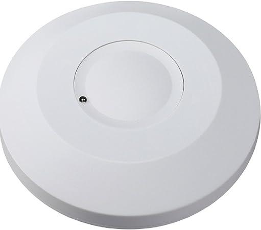 Maclean MCE133 - Detector de Movimiento de Techo por microondas ...