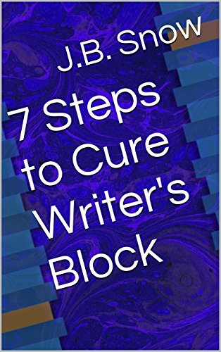 7 Steps to Cure Writer's Block