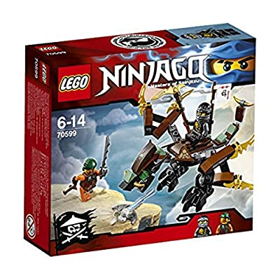 LEGO Ninjago - Cole's Dragon: Home & Kitchen