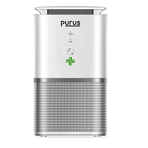 Air Purifier with True HEPA, Active Carbon Filter, Hay Fever High Pollen No...