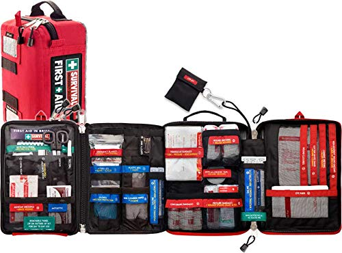 (Survival Work/Home First Aid Kit)