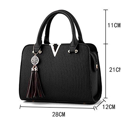 Urban Bag Messenger Bag V Pink Bags 2018 Shoulder Style Street Bag Women Career Fashion Ol nqBY1f8