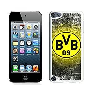 Borussia Dortmund 03 White Personalized Custom iPod Touch 5 5g 5th Protective Case