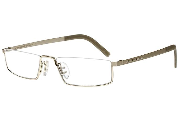 f1d1c0db79 Porsche Design P8310 B 52-17 Designer Eyeglasses