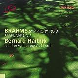 Brahms: Symphony No.3, Serenade No.2