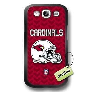 NFL Arizona Cardinals Team Logo Black For SamSung Note 4 Case Cover PC(Hard) SoftBlack