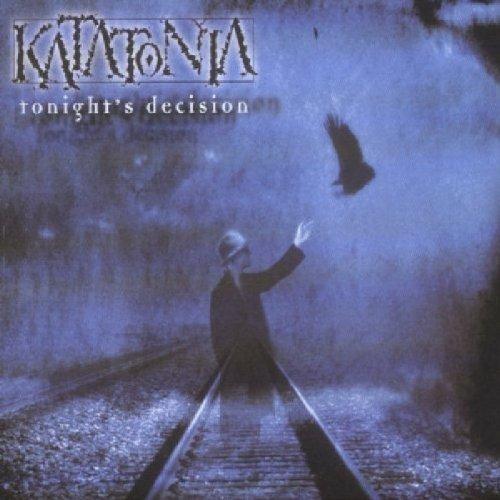 CD : Katatonia - Tonight's Decision (Digipack Packaging)