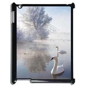 taoyix diy Ice And Snow Unique Design Cover Case for Ipad2,3,4,custom case cover ygtg-297077