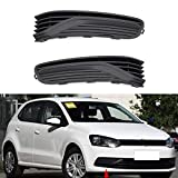 GIAOGIAO Front Bumper Fog Light Mesh Grille Auto