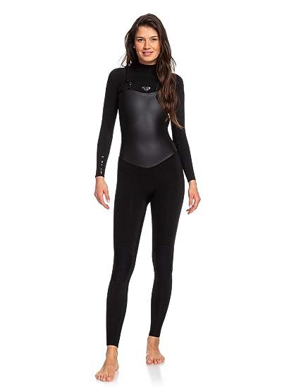 be9b36beb3 Amazon.com  Roxy Womens 3 2Mm Satin Chest Zip Wetsuit for Women ...