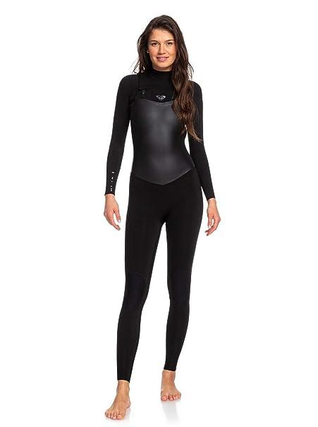 Roxy - Traje de Surf con Cremallera en el Pecho - Mujer - 10 ...