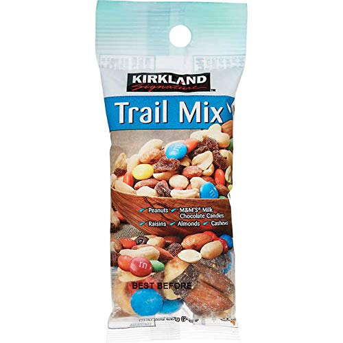 Kirkland Signature Expect More Trail Mix Snack Packs 2 oz, 84 count by EVAXO (Image #3)