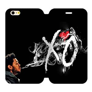 """The Weeknd XO Personalized Custom Flip Cover Case For iPhone6 Plus 5.5"""""""