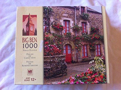 big-ben-1000-piece-puzzle-rochefort-en-terre-brittany-france