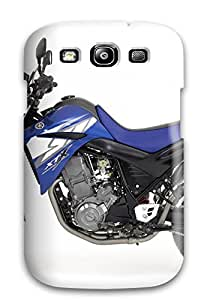 Durable Case For The Galaxy S3- Eco-friendly Retail Packaging(yamaha Motorcycle )