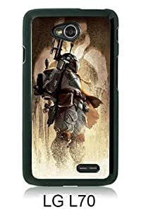 Recommended Design Phone Case Star Wars 1 Black Best Popular Sale LG L70 Case