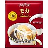 ブルックス ドリップバッグ コーヒー モカ 10g×100袋