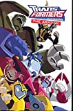 Transformers Animated: The Arrival (Transformers Animated (IDW))