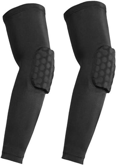 1PC Sleeve Gear Crashproof Protector Basketball Honeycomb Shooting Sport Combat