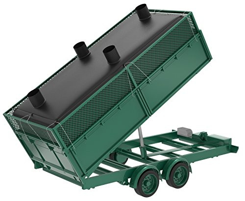 The 6 best dumpster trailer