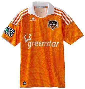 MLS Houston Dynamo Replica Youth Home Jersey, X-Large