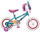 Shimmer & Shine Girl's Bicycle, 12'' Wheel, Teal