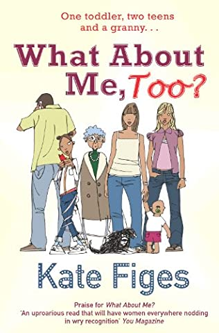 book cover of What About Me, Too?