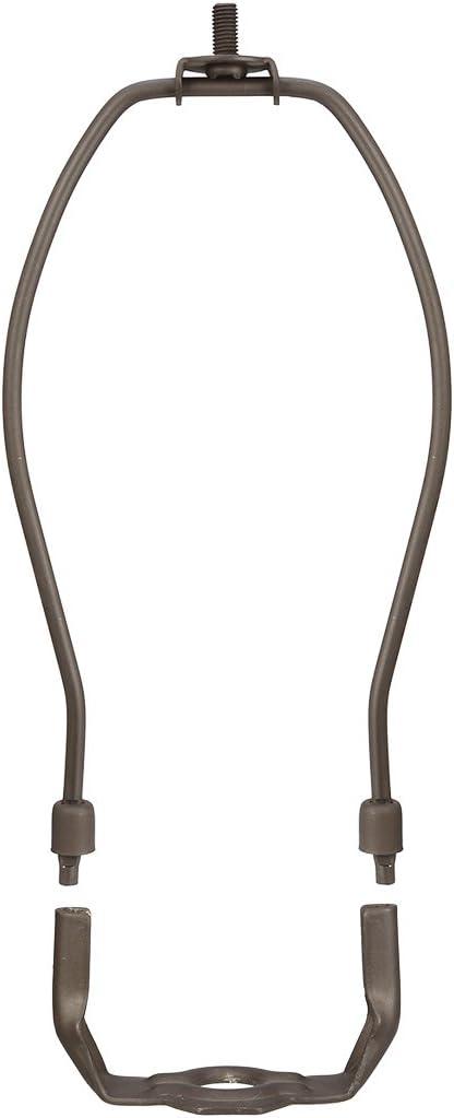 Sourcingmap normale Gr/ö/ße 8/Reiten Fitter-Lampenschirm Braun.