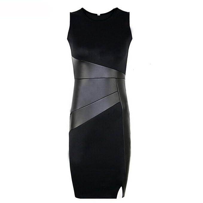 SchwarzBekleidung Kleid Lobzon Damen Etui Schwarz rCBdohQxts