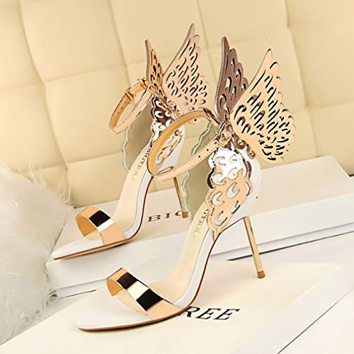 VNLX B Sandales pour Femme Vaneel 06 Gold gwqYvvd