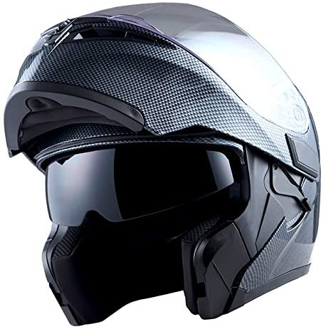 1Storm Motorcycle Modular Full Face Bluetooth Helmet