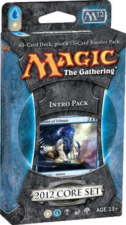 Magic the Gathering: MTG: 2012 Core Set M12 Intro Pack: MYSTICAL MIGHT Theme Deck (Core Set Theme Deck)