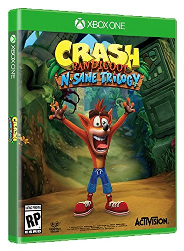 Crash Bandicoot N Sane Trilogy En Xbox One Juegos