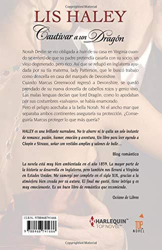 Cautivar a un dragón (Spanish Edition): Lis Haley: 9788468741666: Amazon.com: Books
