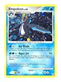 Pokemon Diamond & Pearl Holofoil Rare Card #4 Empoleon LV.42