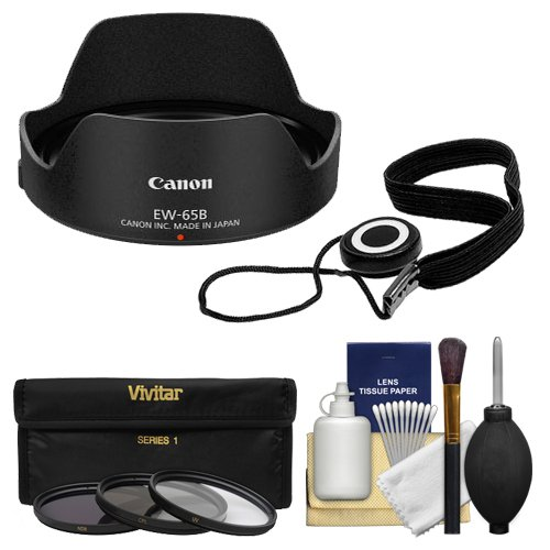 Review Canon EW-65B Lens Hood