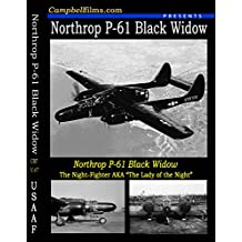 Northrop P-61 Black Widow Warbird WW2 Night Fighter USAF Army Air Forces Pacific War WW2 old films DVD