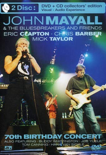 (John Mayall & the Bluesbreakers and Friends - 70th Birthday Concert (Collectors' Edition))