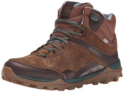 Merrell Zapatos Senderismo Zapatos Camaleón Medio GTX Shift Bitter Root Gore-Tex Senderismo Brown - J01537 Chocalte Brown