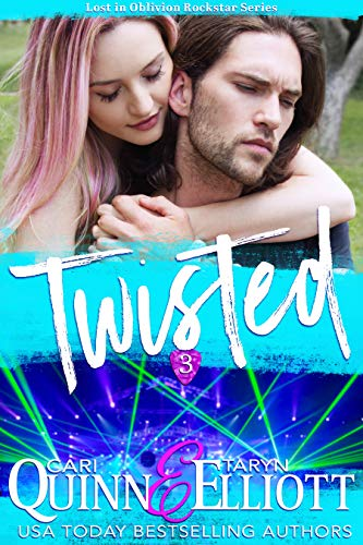 Twisted (Rockstar Romance) (Lost in Oblivion Book 3)