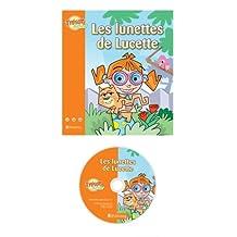 Beginner French Kids-Les lunettes de Lucette