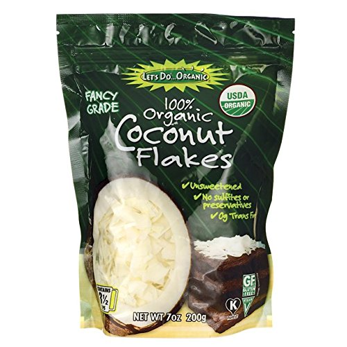 LETS DO ORGANICS COCONUT FLAKES by Let's Do...Organics