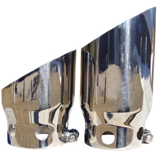 MBRP Exhaust T5111 Exhaust Tail Pipe Tip: