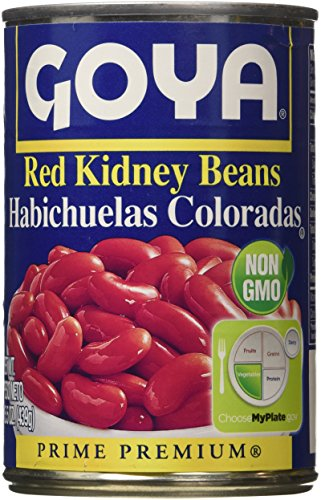 Goya Red Kidney Beans Can 15.5 oz. (3-Pack)