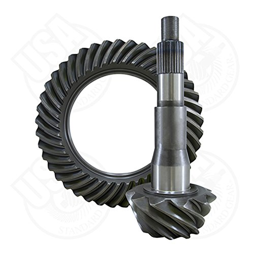 (USA Standard Gear (ZG F10.5-456-31) Ring & Pinion Gear Set for Ford 10.5 Differential)