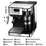 AICOOK Espresso and Coffee Machine, 3 in 1
